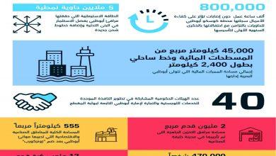 Photo de Les ports d'Abou Dhabi atteignent les objectifs de 2020 dans le but de stimuler l'industrie mondiale du commerce et de la logistique