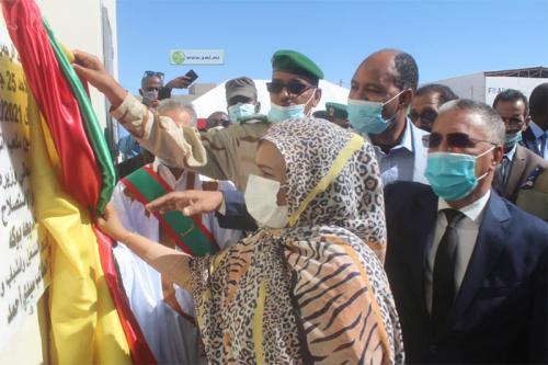 Photo de Inauguration d'un stade de football à Nouadhibou