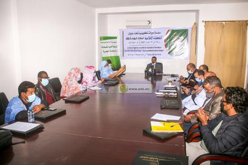 Photo de La HAPA organise une formation sur les exigences professionnelles et la déontologie de la couverture médiatique