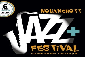 Photo de Nouakchott Jazz plus Festival: une 6e édition 2020 virtuelle (Communiqué)