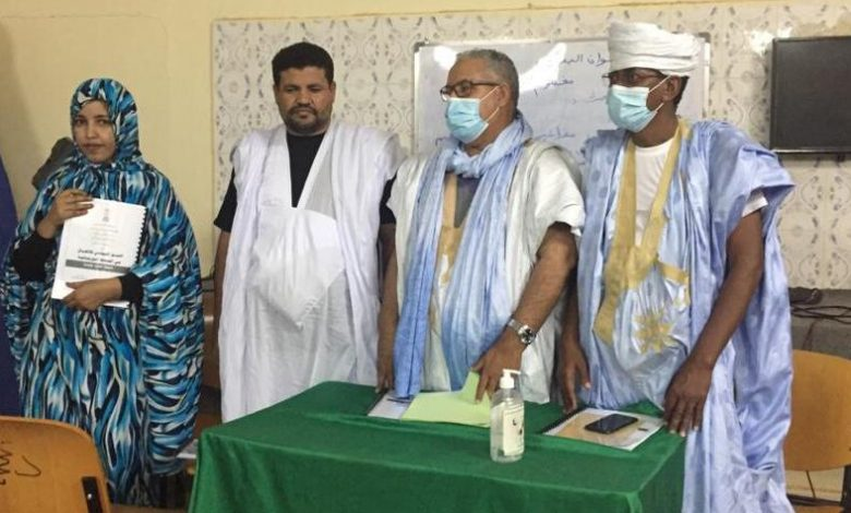 Photo de Une chercheuse de l'Université d'Aioun choisit «ESSADA» comme modèle pour ses recherches pour le Master sur le modèle politique de la communication dans la presse mauritanienne »