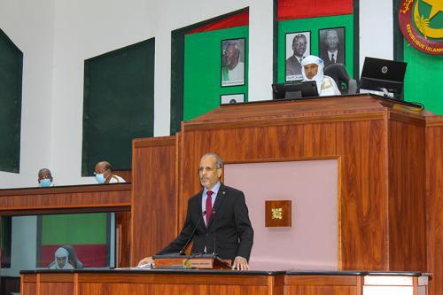 Photo de Le ministre de l'Education nationale : Le ministère s'attelle actuellement à l'exécution d'un ambitieux plan pour le renforcement du système éducatif