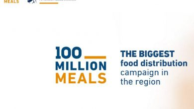 Photo de La campagne «100 millions de repas»: le PAM distribue 4,7 millions de repas aux réfugiés en Jordanie