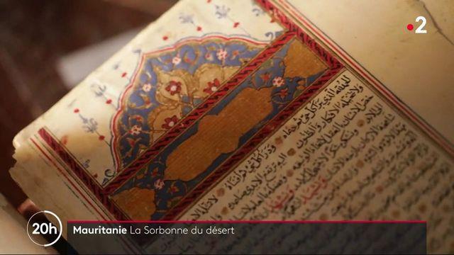 Photo de Mauritanie : des bibliothèques d'exception en plein désert