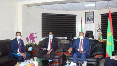 Photo de Négociations mauritano-soudanaises sur la coopération dans le domaine agricole