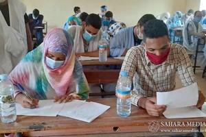 Photo de Début des épreuves du baccalauréat pour 46 600 candidats