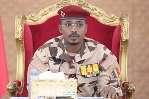 Photo de Tchad : le président du CMT en visite en Mauritanie