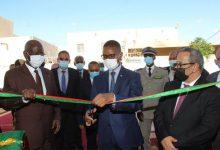 Photo de Inauguration du nouveau système de gestion du registre des populations et des titres sécurisés