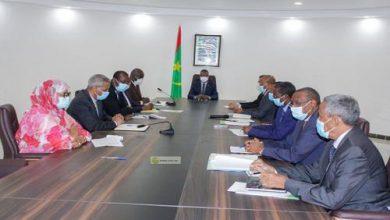 Photo de Le Premier ministre préside une réunion du comité interministériel chargé des situations d'urgence et des inondations