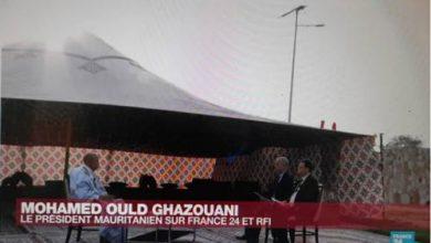 Photo de Le président de la République à France 24: «Nous avons choisi la voie de la sécurité comme pilier du développement»