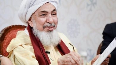 Photo de Abdallah Bin Bayyah, un cheikh entre la Mauritanie et les Émirats arabes unis