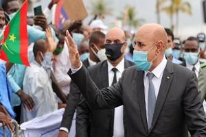 Photo de Sahara : le président mauritanien réitère la «neutralité positive» de son pays