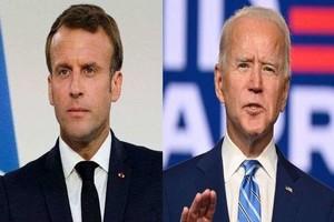 Photo de Entre la France et les États-Unis, le torchon diplomatique brûle
