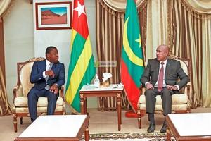 Photo de Lomé et Nouakchott annoncent une coopération dans le domaine portuaire