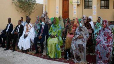 Photo de L'Union nationale des femmes mauritaniennes lance une campagne de sensibilisation anti-covid-19