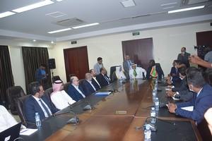 Photo de Nouakchott – Riyad : une réunion consacrée à l'accélération de la réalisation d'un hôpital universitaire